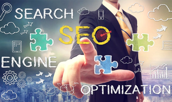 parts to a SEO campaign